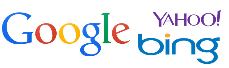 Search Engine Optimisation - Google, Bing, Yahoo!